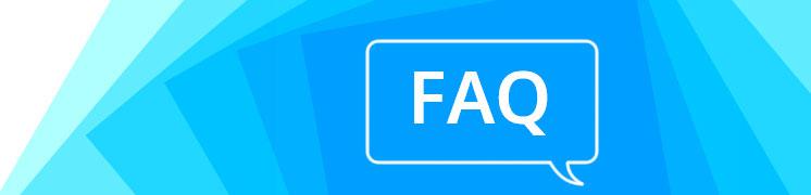 常见FAQ
